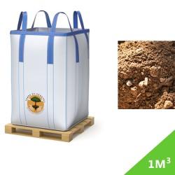 Terre végétale en big bag